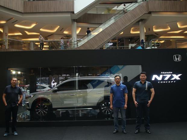Honda N7X Concept 2021