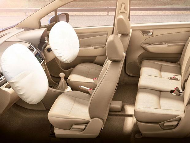 Sistem Keamanan Suzuki Ertiga Hybrid