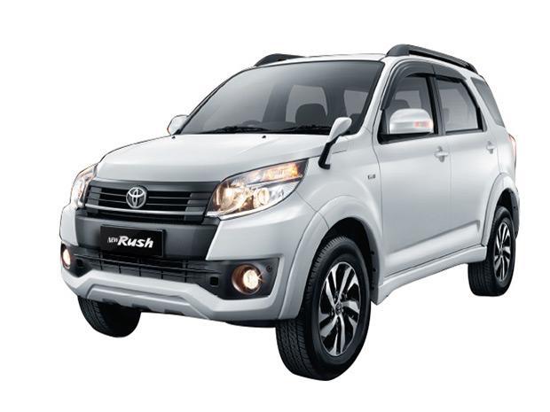 2015 Toyota Rush