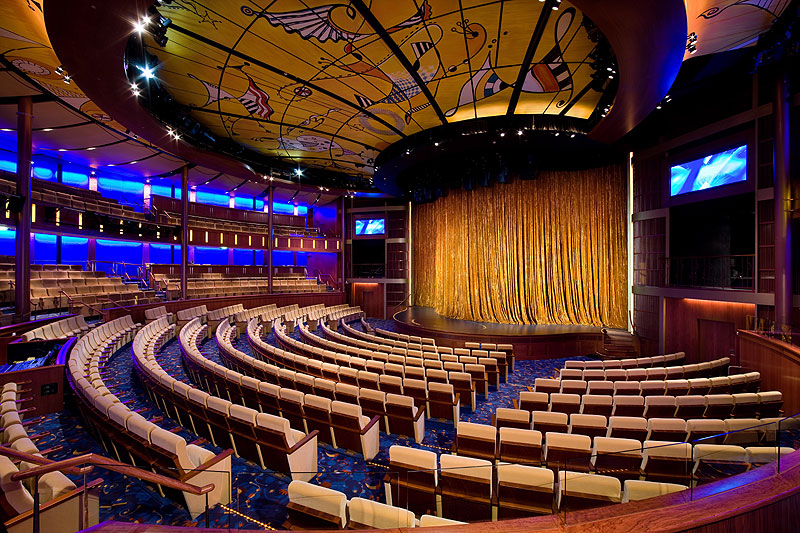 Image result for celebrity equinox theatre