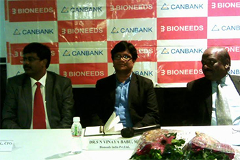 Canbank Venture Capital Fund picks up stake in Bioneeds India
