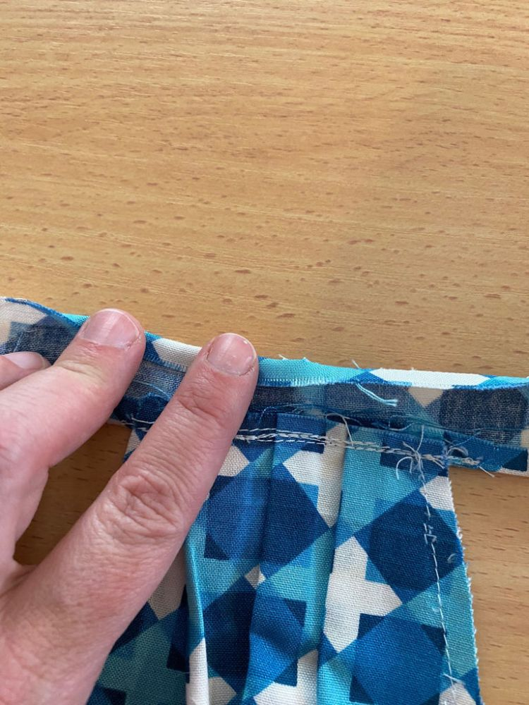 Finish Side Binding
