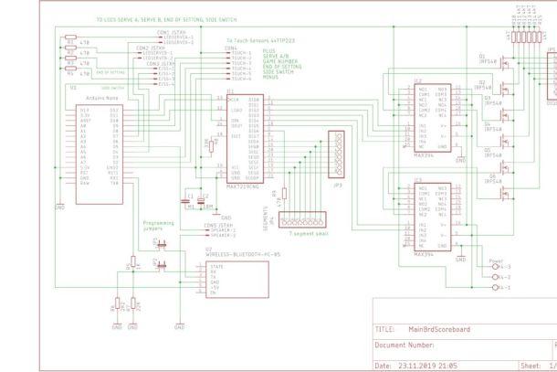 scoreboard wiring diagrams  loop wiring diagram examples