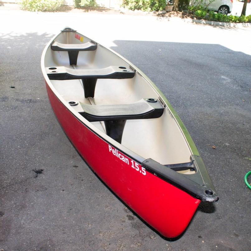 Electric Trolling Motor Canoe 7 Steps