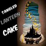 Disney S Tangled Cake I See The Light 6 Steps With Pictures Instructables