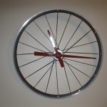Bicycle Rim Clock 6 Steps With Pictures Instructables