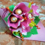 Easy Chocolate Bouquet 27 Steps With Pictures Instructables