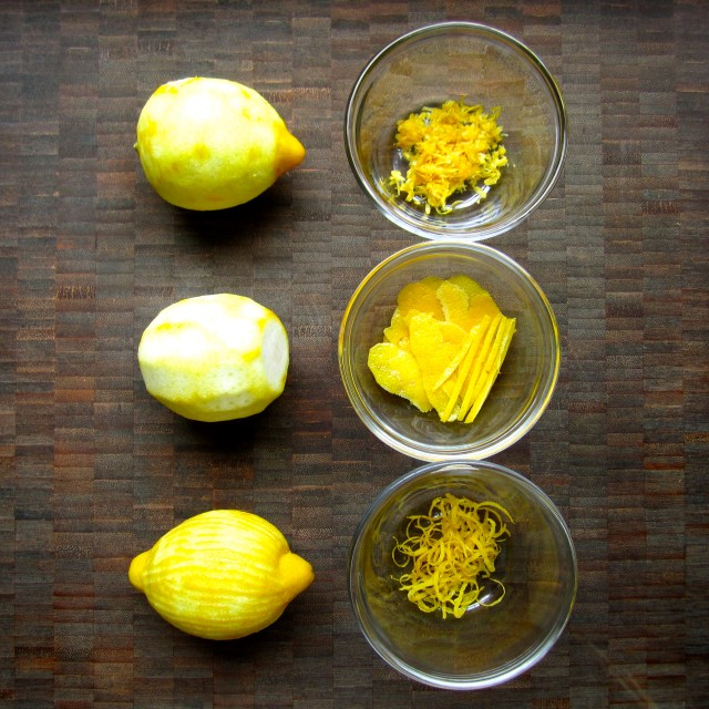 How to Zest a Lemon : 27 Steps (with Pictures) - Instructables