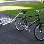 Pvc Bike Trailer Instructables