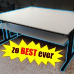 The Best Sewing Cutting Table Ever 8 Steps With Pictures Instructables