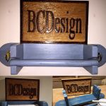 Pallet Wood Paper Towel Holder 8 Steps With Pictures Instructables
