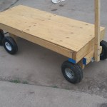 6 Wheel Garden Wagon 5 Steps With Pictures Instructables