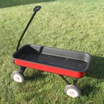 Refinish Your Old Radio Flyer Wagon 11 Steps With Pictures Instructables