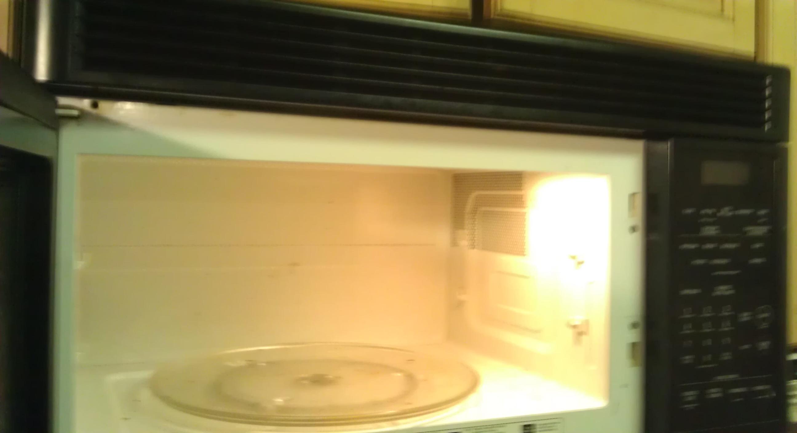 ge microwave f3 error fix 4 steps