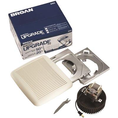 https www ebarnett com sku 633405 broan nutone 60 cfm bathroom fan upgrade kit 026715168071 690
