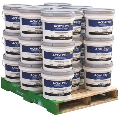 custom building products acrylpro 3 5