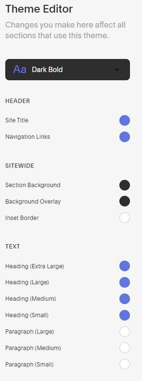 How To Remove Overlay In Squarespace Hayden Brine Family How To Remove The Overlay Color On Just One Page Within An Index Page Coding And Customization Squarespace Forum Jquery Is