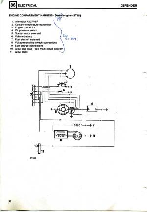 Land Rover 90 V8 35 (Carb) Wiring Diagram needed
