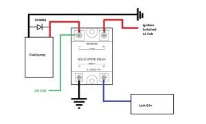 Wiring Soild State Relays  G4  Link Engine Management