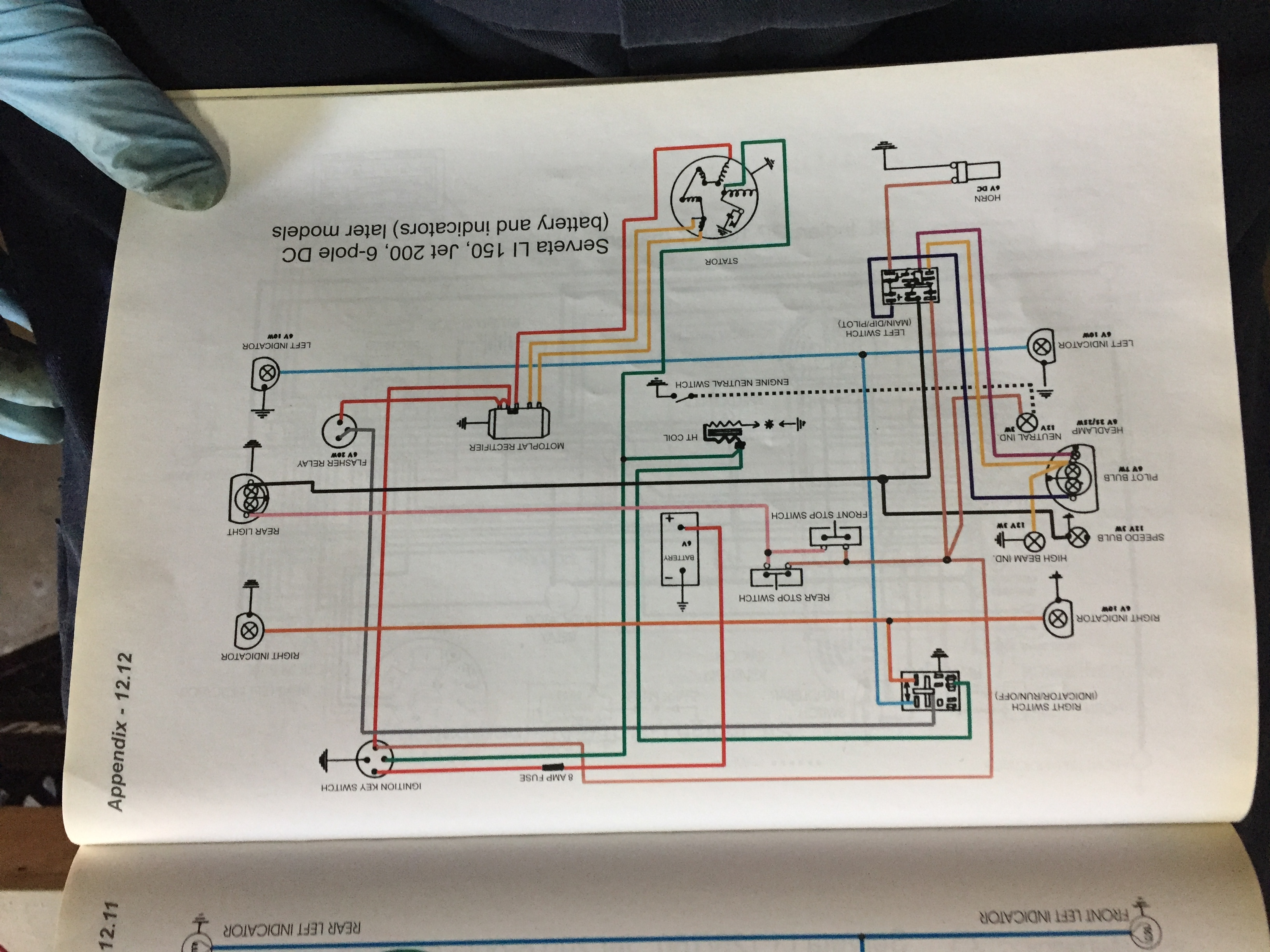 Lambretta ac wiring diagram free download wiring diagram xwiaw ac free download wiring diagram serveta ac wiring series 1 2 3 to gp lambretta club asfbconference2016 Images
