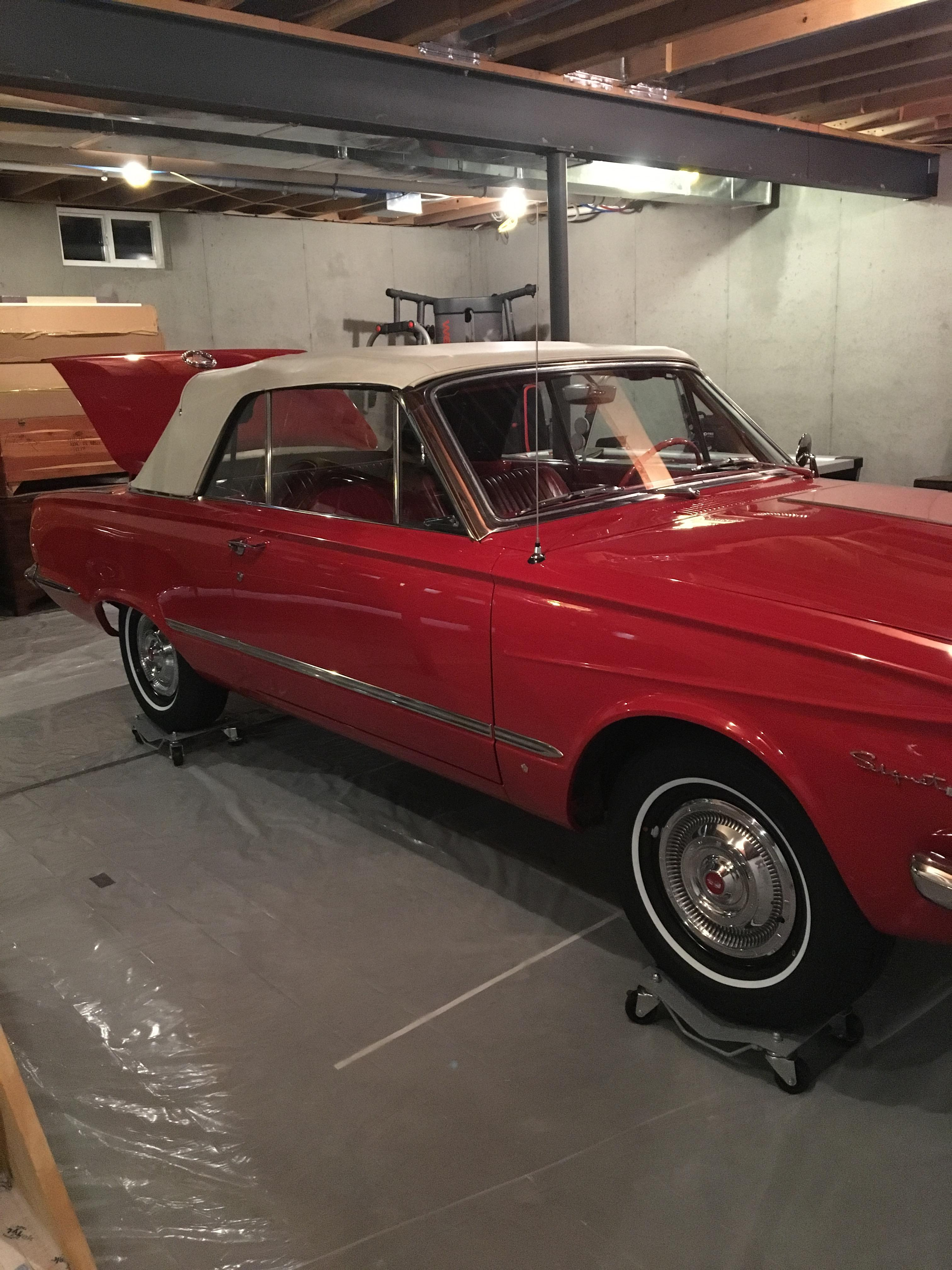 1964 Plymouth Valiant signet 200 convertible   Cars For Sale     Very nice Plymouth with its original top and original interior very nice  running car  Always garage kept  Super clean car  If you have any questions  please