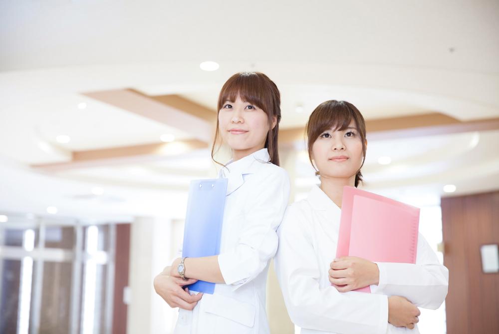 看護師二人
