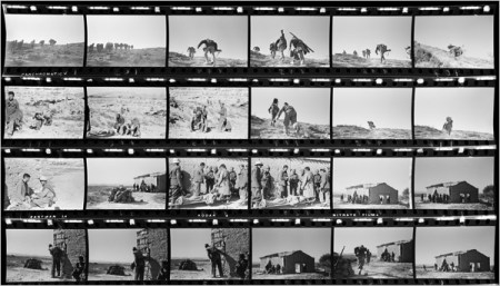 Robert Capa's long lost negatives from the Spanish Civil War are found