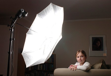Flash basics: how to choose an umbrella @ Strobist