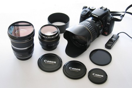 Do you have too much camera gear?