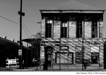 Standing in the footsteps of Walker Evans