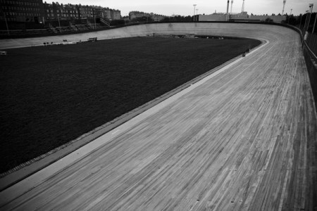 Edinburgh's Velodrome :: a photo gallery by Mike Bascombe
