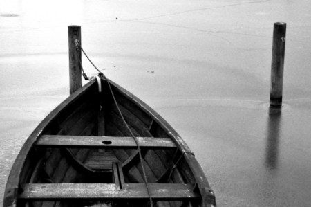 Rowboats out of season – photos by Gerald Maureschat