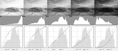Nonlinear curve adjustments and histograms: what photographers need to know