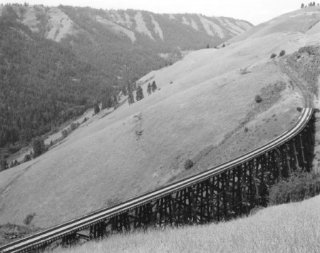 Along the Western Rails – photos of the American/Canadian west by Mark Ruwedel