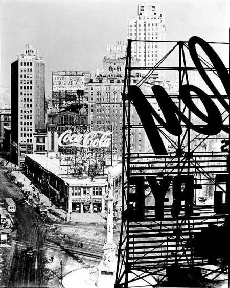New York city in black and white – a huge gallery of urban photos
