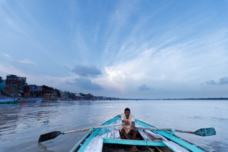 Reflections from Varanasi – Gavin Gough on taking time to reflect