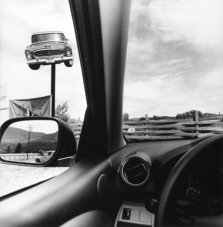 On The Road – America by Car with photographer Lee Friedlander