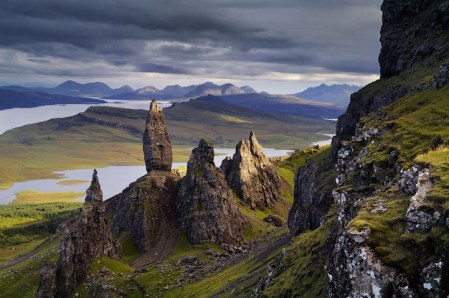 He's at the Edge of the World – photos from National Geographic photograher Jim Richardson