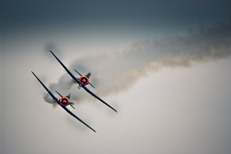 Aircraft Dreams – the vintage airplane series – photos by Andy Kämpf