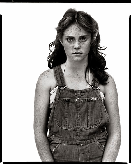 In the American West – photos by Richard Avedon
