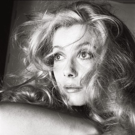 Film stars – black and white photos by Richard Avedon