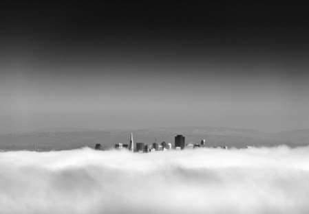 San Francisco – black and white landscapes by Navid Baraty