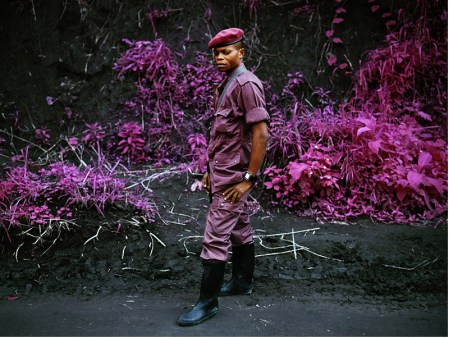 Richard Mosse's Infra – a gallery of Aerochrome photo- journalism from the Congo