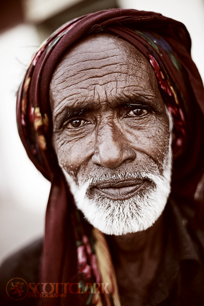 Indian Faces II – more portraits by D. Scott Clark