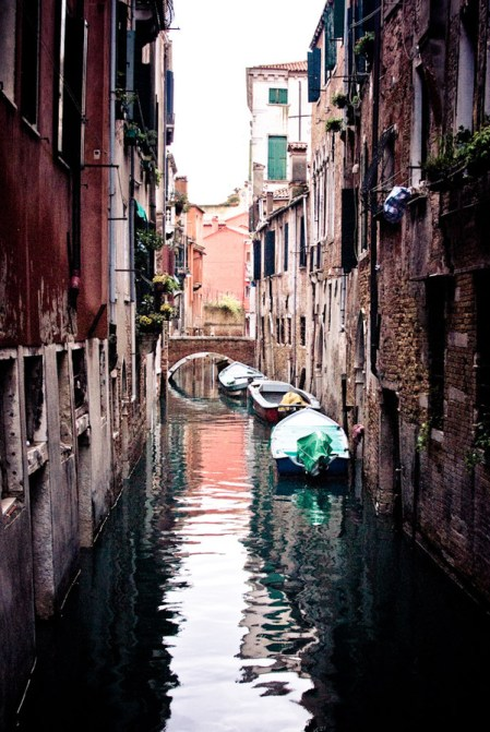Venice with colour – photos by Kimmo Savolainen