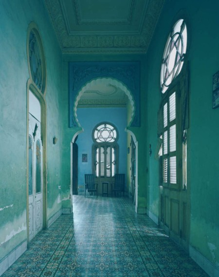 Cuban Architecture 2010: photos of gentle decay by Michael Eastman