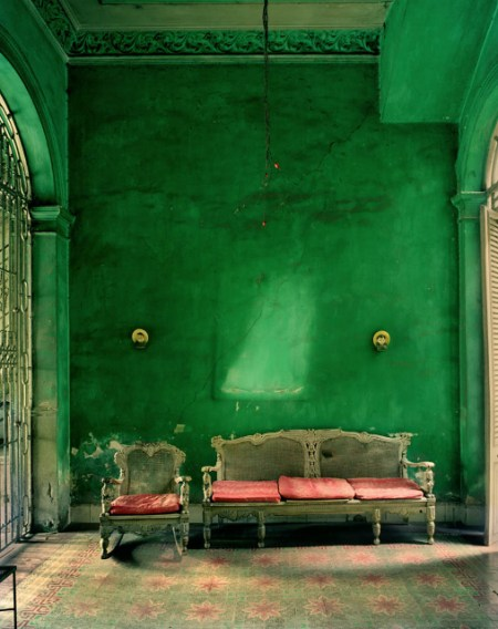 Decay and abandonment: Michael Eastman's Cuba photos