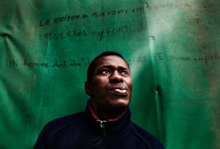 Living in the Shadows – photos of African migrants in Barcelona by Charlie Mahoney