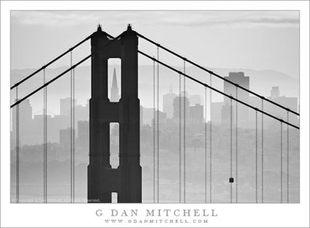 San Fransisco in black and white – photos from G Dan Mitchell