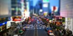 It's a Small World - tilt shift urban photos by Takahiro Yamamoto